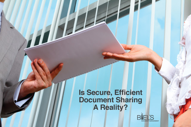 Is Secure, Efficient Document Sharing A Reality?