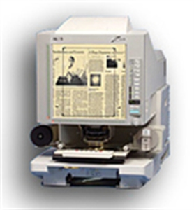 ALOS Z-Scan 46-II Microfilm Scanner Main Unit