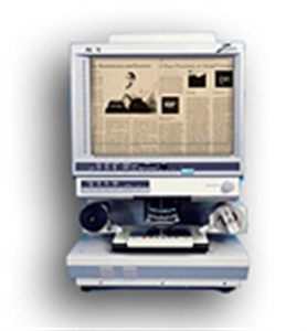 ALOS Z-Scan 47 Microfilm Scanner Main Unit