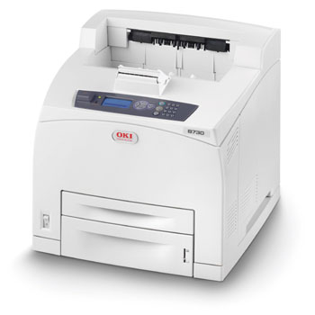 OKI B721DN LED MONOCHROME PRINTER