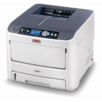 OKI C610DN LED Color Printer