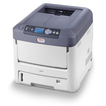 OKI C711DN LED Color Printer