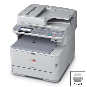 OKI MC562W Multifunction Color Printer