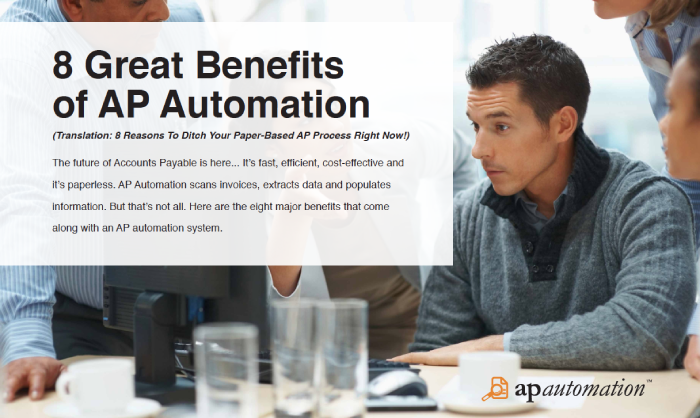 Free AP Automation E-Book
