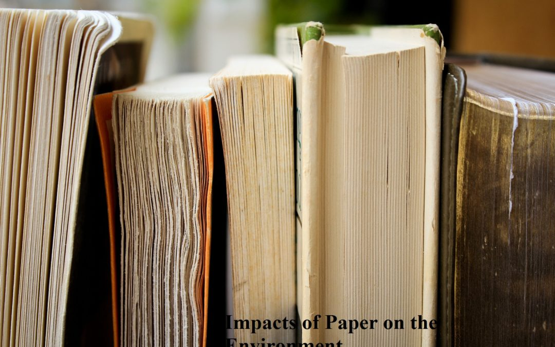Impacts of Paper on the Environment